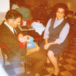 Opa Lorenzo, Oma Teresina ! & Ich 1973
